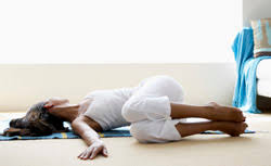 Lower Back Rotational Stretches 1