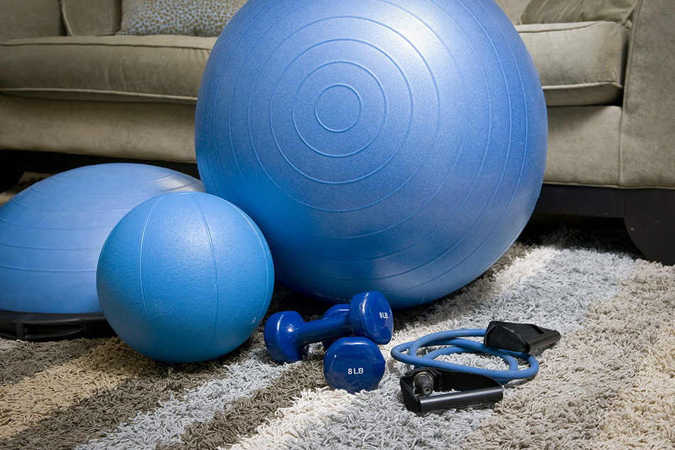 home exercise equipment for seniors